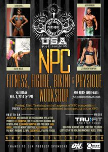 NPC Workshop: February 1, 2014